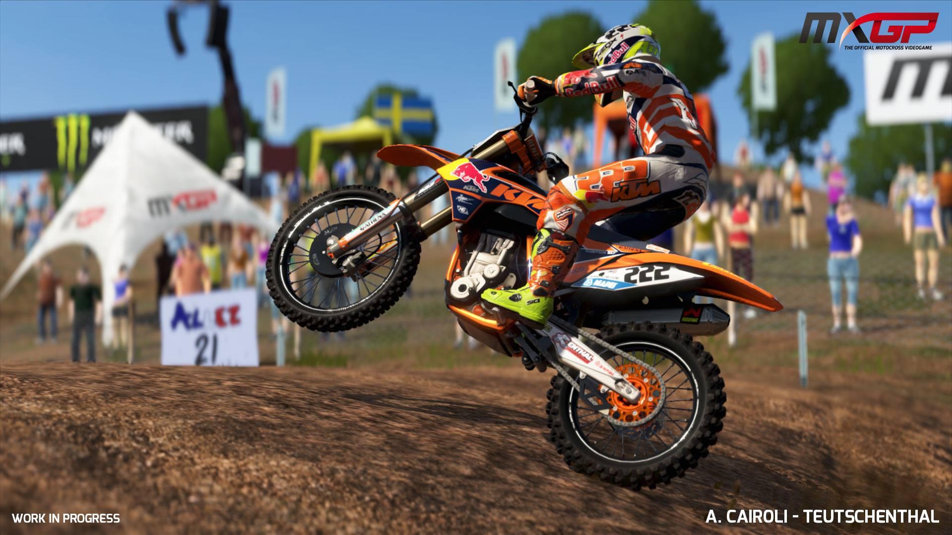 mxgp the official motocross videogame a la venta para ps4 demo disponible en playstation 4. Black Bedroom Furniture Sets. Home Design Ideas