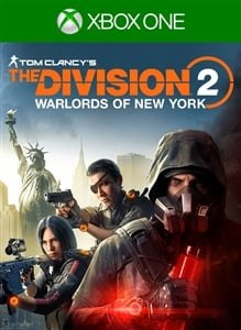 Portada de The Division 2 - Expansión - Warlords of New York