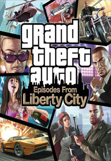 Portada de Grand Theft Auto: Episode from Liberty City