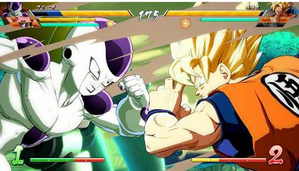 [Post Oficial]Dragon Ball Fighters Z --¿El juego de DB definitivo?-- FIGTHERS