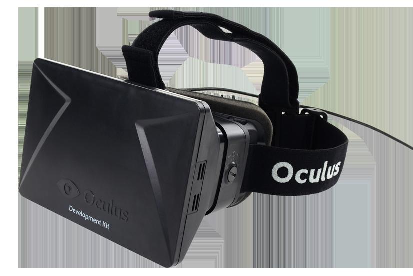 Developer Kit Oculus Rift