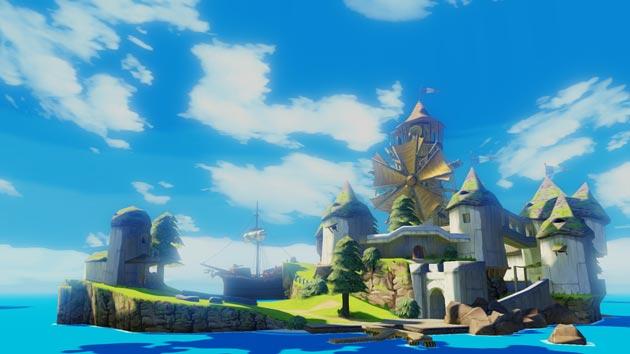 The Legend Of Zelda: The Wind Waker HD Zelda-Wind-Waker-Wii-U-01