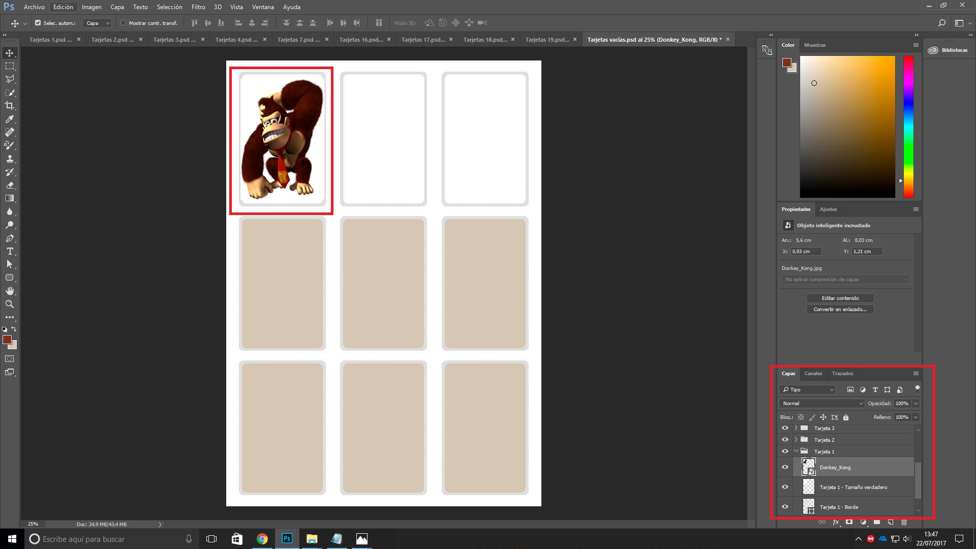 GUÍA - Cómo hacer amiibos en Photoshop para Chips NTAG215 - ElOtroLado