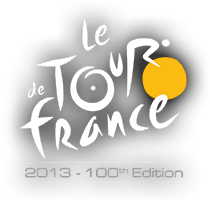 Logo Le Tour de France 2013 100th Edition.png