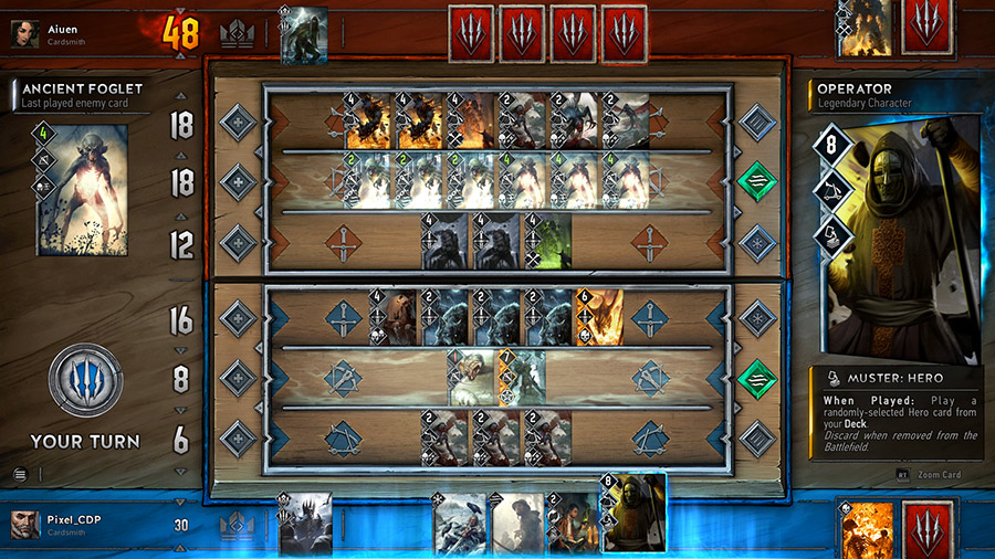 GWENT_The_Witcher_Card_Game_imagen_03.jp