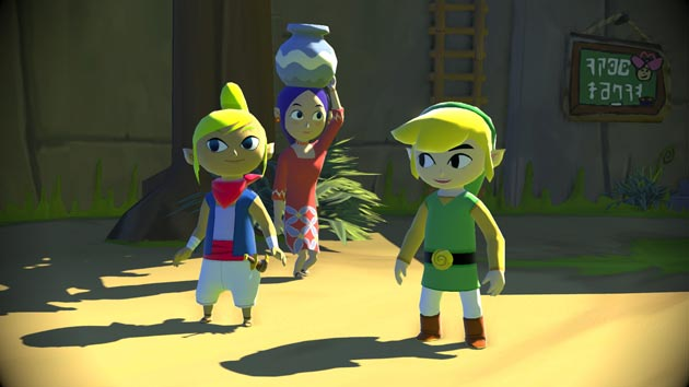 The Legend Of Zelda: The Wind Waker HD Zelda-Wind-Waker-Wii-U-08