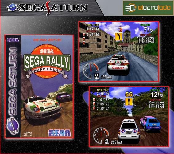 Clasificacion Mejores Juegos De Sega Saturn Elotrolado