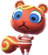 Mariló Animal Crossing New Leaf N3DS.png