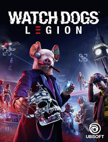 Portada de Watch Dogs Legion