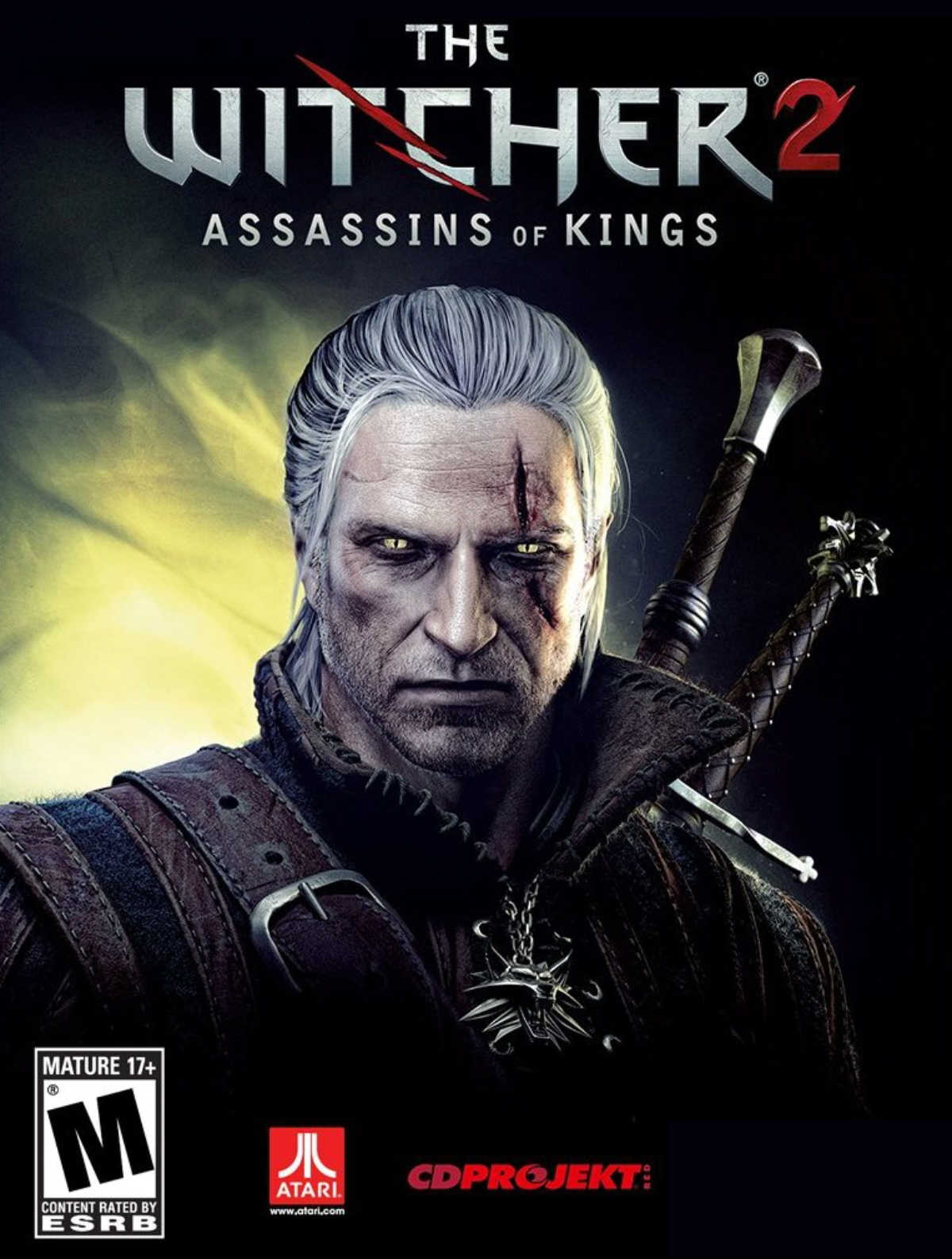 Portada de The Witcher 2: Assassins of Kings