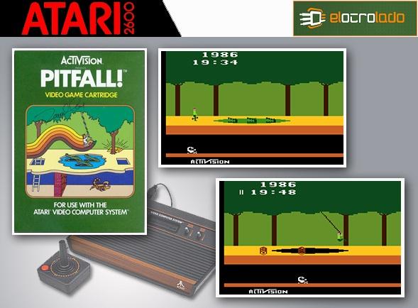Clasificacion Mejores Juegos De Atari 2600 Elotrolado
