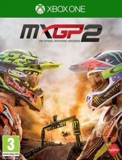 Portada de MXGP 2 - The Official Motocross Videogame