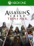 Assassin's Creed Triple Pack Black Flag, Unity, Syndicate XboxOne.png