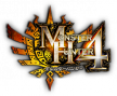 Logo alpha juego Monster Hunter 4 Nintendo 3DS.png