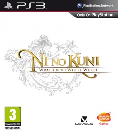 Portada de Ni No Kuni: Wrath of the White Witch