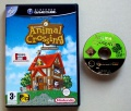 Animal Crossing (Gamecube Pal) fotografia caratula delantera y disco.jpg