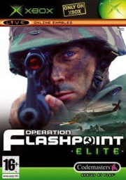 Operation Flashpoint Elite (Xbox Pal) caratula delantera.jpg