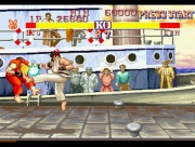 Street Fighter Collection 2 (Playstation) juego real 002.jpg