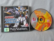 Gundam-Battle Assault (Playstation Pal) fotografia caratula delantera y disco.jpg