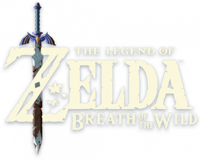 The Legend of Zelda - Breath of the Wild - Logo.png