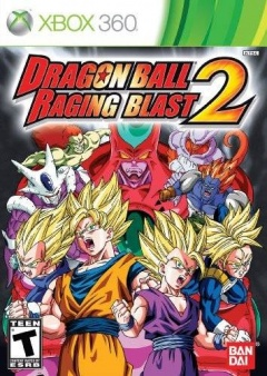 Portada de Dragon Ball: Raging Blast 2