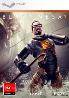 Portada de Black Mesa Source