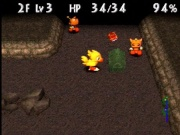 Chocobo's Dungeon 2 (Playstation) juego real 001.jpg