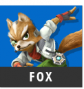 Super Smash Bros. 3DS-Wii U Personaje Fox.png