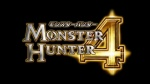 Logotipo inicial juego Monster Hunter 4 Nintendo 3DS.jpg