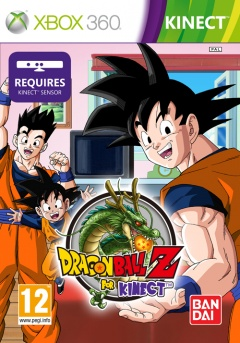 Portada de Dragon Ball Z for Kinect