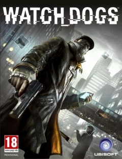 Portada de Watch Dogs