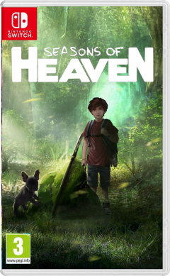 Portada de Seasons of Heaven