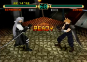 Ehrgeiz (Playstation) juego real Sephirot Vs Cloud.png