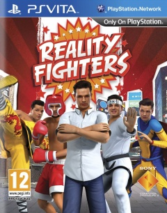 Portada de Reality Fighters
