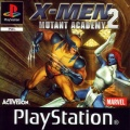 X-Men - Mutant Academy 2 (Caratula PlayStation PAL).jpg