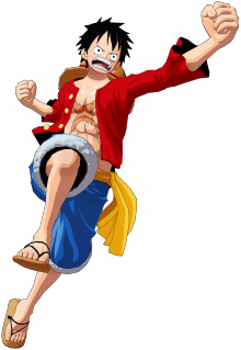 One Piece Unlimited World Red - Monkey D Luffy.png