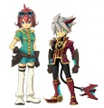 Personajes Rodea e Ion Rodea the Sky Soldier Wii 3DS.jpg