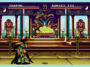Eternal Champions Challenge from the Dark Side (Mega CD Pal) juego real 001.png