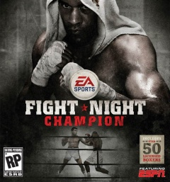Portada de Fight Night Champion