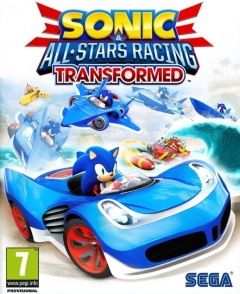Portada de Sonic & All-Stars Racing Transformed