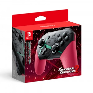 Mando Pro de Nintendo Switch edición Xenoblade Chronicles 2.jpg