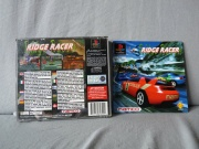Ridge Racer playstation caja vista trasera y manual..jpg