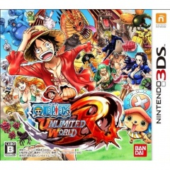 Portada de One Piece: Unlimited World RED