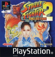 Street Fighter Collection 2 (Playstation Pal) caratula delantera.jpg