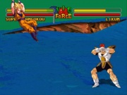 Dragon Ball Z Ultimate Battle 22 (Playstation) juego real 002.jpg