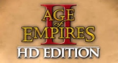 Portada de Age of Empires II: The Age of Kings HD