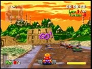 Street Racer (Playstation) juego real 001.jpg