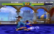 Street Fighter Plus Alpha (Playstation) juego real 002.jpg