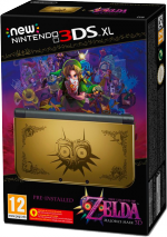 New Nintendo 3DS XL - The Legend of Zelda- Majora's Mask 3D - Pack.png