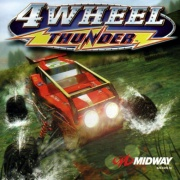 4 Wheel Thunder (Dreamcast-pal) caratula frontal.jpg